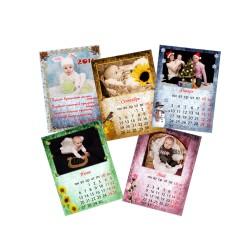 Календарь 12 листов 20 х 30см с вашим фото